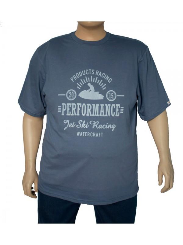 Camiseta Estampada Plus Size Watercraft Jeans